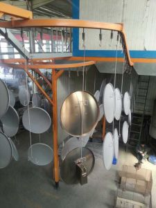 Hanging Conveyor System for Powder Coating Line pictures & photos