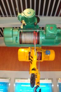 CD Model Electrical Wirerope Hoist pictures & photos