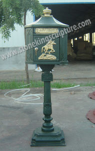 Cast Iron Mailbox pictures & photos