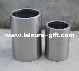 Fo-9005 Cylinder Metal Garden&Home Decoration Plant Pot pictures & photos
