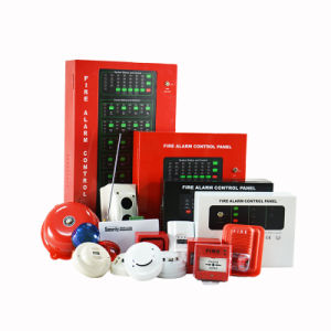Fire Alarm System Panel Aw-Cfp2166 pictures & photos