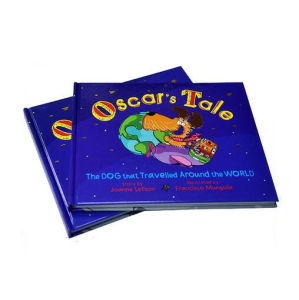 Cheap Full Color Tale Book Printing (jhy-877)