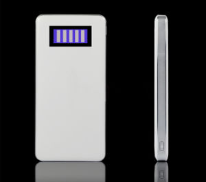 Rechargeable Super Thin Universal External Power Bank (OM-PW039) pictures & photos
