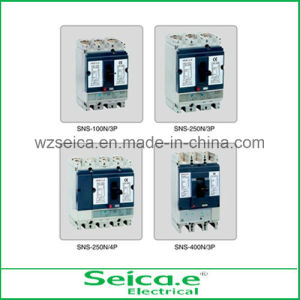 S Ns Moulded Case Circuit Breaker MCCB