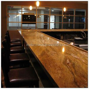 Imperial Golden Granite Kithen Countertops & Table Tops for Kitchen pictures & photos