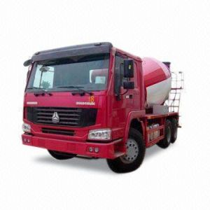 Cement Mixer Truck with 9m3 Drum Capacity (SW33609GJB) pictures & photos