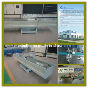 Hollow Glass Process Machine/Double Glass Butyl Extruder Machines