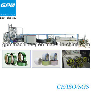 High Capacity Pet Bale Strap Extrusion Line pictures & photos