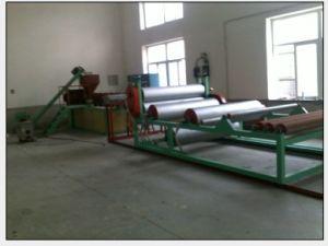 Car Mat Rubber Machine Production Line pictures & photos