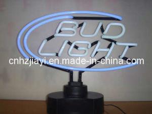 Bud Light Neon Sculpture Sign