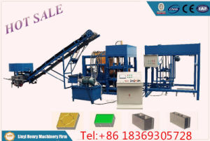 Qt4-20 Full Automatic Concrete Block Making Machine Paver Machine Construction Machinery pictures & photos