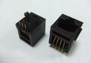Top Entry PCB Jack