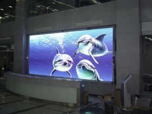 Lintel LED Screen Curve Column Cylinder LED Display SMD P6.25