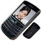 Mobile Phone, 2.5inch, 3 GSM Sims/3 Standby/Bluetooth, 4bands, WiFi/Java, TV/FM, Qwerty Dialpad (MV1-R10S-3S-W1A)