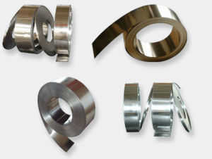 AISI 201 Stainless Steel Strip pictures & photos