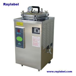 Vertical Sterilizer for Lab Equipments, Vertical High Pressure Steam Sterilizer Autoclave (RAY-LS-30SII) pictures & photos