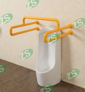 Anti-Bacterial and Anti-Skidding Nylon Urinal Grab Bar pictures & photos