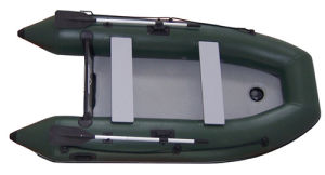 Inflatable Boats with Air Floor