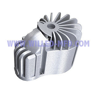 Aluminum Die Casting Products for Spare Parts