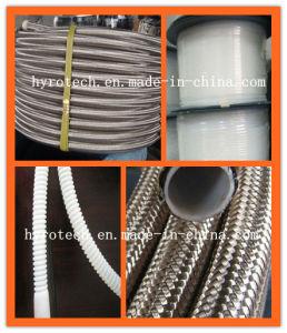 Teflon Hose (Hydraulic hose SAE 100R14) pictures & photos