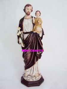 Polyresin Religious Statue, Resin Religious Crafts pictures & photos