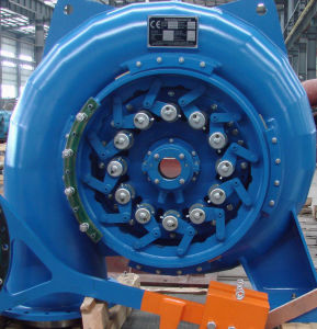 100kw to 50MW Hydro Turbine with Generator / Hydro Turbine Generator pictures & photos