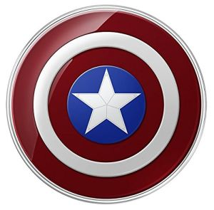 Captain America Wireless Charger with Good Quality and Best Price pictures & photos