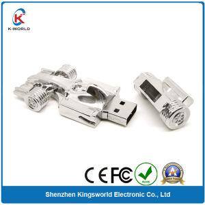 Metal Racing Car 8GB USB Flash Memory (KW-0228) pictures & photos