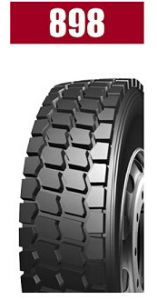 Heavy Load Brand Radial Truck Tire 898