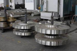 Forging Impeller for Steam Turbine/Forged Impeller for Steam Turbine pictures & photos