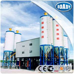 Cost-Effective High Work-Efficiency Mini Plant Concrete Mixing Plant