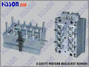 8-Cavity 40g 28mm Pco Pet Preform Injection Mould pictures & photos