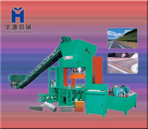 Hy300t Multi-Purpose Hydraulic Interlock Block Making Machine for Paver Brick Making Machine