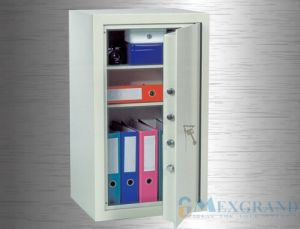 Mechanical Fireproof Safe with High Quality Keylock (MG-FS33K) pictures & photos