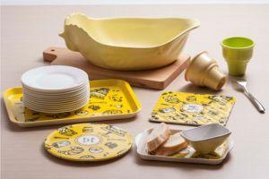 100% Melamine Dinneware/Melamine Buffet Series Chicken Bowl (13707-13) pictures & photos