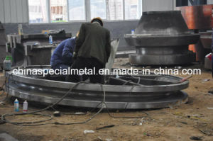 Cable Pulley Steel Castings for Mine Hoist