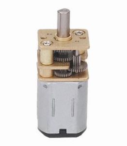 Micro DC Gear Motor for Robot, Lock Door, Toys pictures & photos