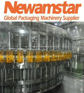 Pet Bottled Aseptic Filling Line pictures & photos
