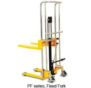 Platform Stacker (PF. A / PJ. A Series) pictures & photos