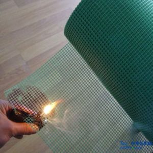 Fire Proof Plain Weave Inset/Window Screening/Fiberglass Window Screen (JM-016)