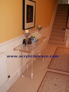 Acrylic Console Table (CO40017)