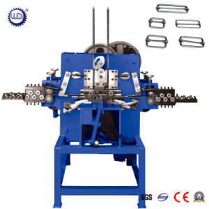 Automatic Mechanical Wire Bag Belt Buckle Making Machine pictures & photos