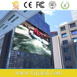 Low Power Consumption P6 Outdoor SMD LED Display pictures & photos