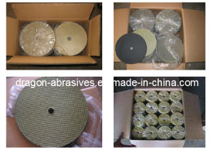 Glassfibre Reinforcements for Abrasive Plate and Disc pictures & photos