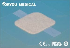 to High Exudate Wound Antimicrobial Silver Alginate Dressing Sad1020 pictures & photos