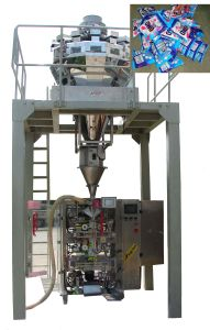 Automatic High-Speed Washing Powder Packing Machine (VFS5000FS) pictures & photos