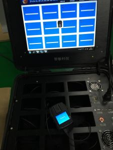 Body Camera Data Terminal with 12 Ports pictures & photos