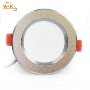 Wholesale High Bright LED Recessed Down Light for Decorative Light pictures & photos
