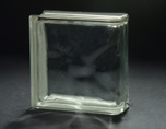 190*190*80mm Lin-End Glass Block pictures & photos