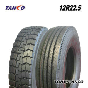 Timax Radial Truck and Bus Tyre, TBR Tyre (12R22.5) pictures & photos